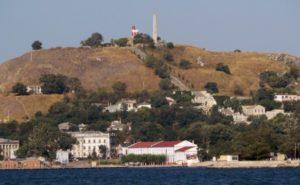 Гора Митридат - акрополь Пантикапея