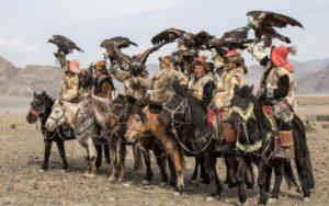 Кочівники Казахстану, приблизно так могли виглядати південноукраїнські кочівники
