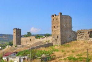 Крепость Кафы