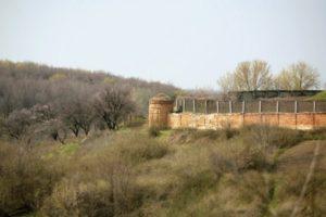 Остатки хорошевского монастыря
