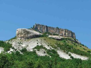 Пещерный город Тепе Кармен