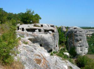 Пещеры Эски-Кермена