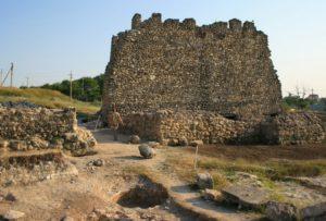 Реконструкция башни-мавзолея Скилура
