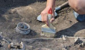 Розкопки в Херсоні
