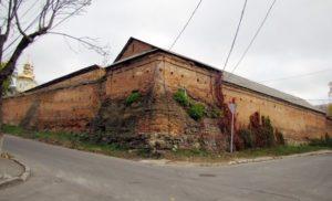 Вінницька фортеця