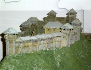 Реконструкція городища