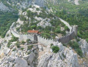 Крепость в Симеизе