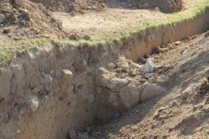 Розкопки в Горянах