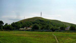 Скифская крепость Кермен-Кыр