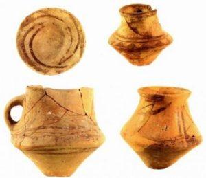 Трипільський посуд з Вінничини