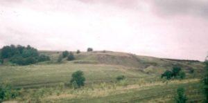Городище у селі Ободівка