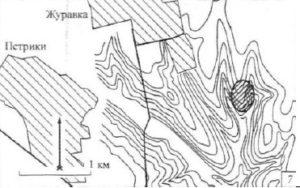 Журавка поселення трипільської культури