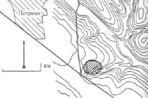 Петрики поселення трипільської культури