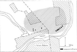 Зелена Діброва трипільське поселення