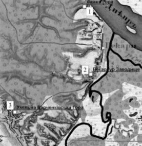 Археологія села Хмільна