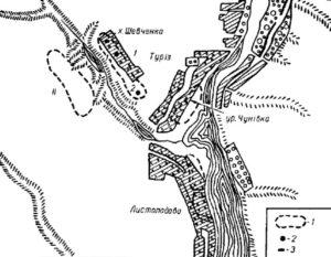 Черняхівське поселення біля Журавки