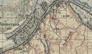 Чорноліське городище біля Колонтаєва