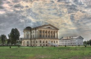 Гетьманський палац в Батурині