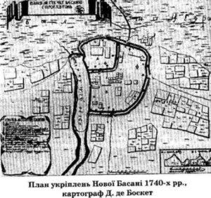 Міські укріплення Нової Басані