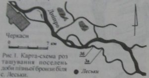 Поселення Леськи 3а