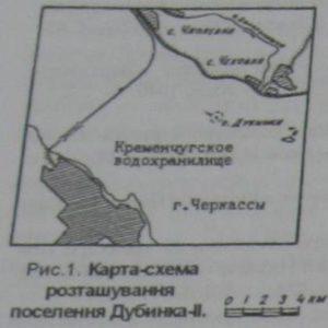 Поселення біля села Чехівка