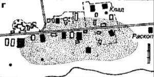 Поселення біля села Вільховчик