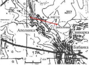 Поселення в Аполянках