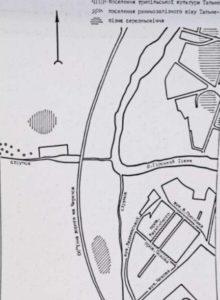 Стародавні поселення у Тальному