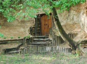 Печера Мале Старосілля