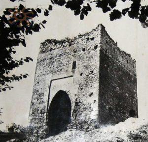 Башта до реставрації