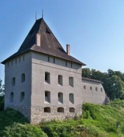 Башта галицького замку