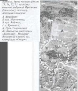 Поселенння Крошенка ІІ у Житомирі