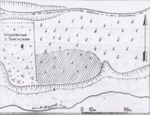 Поселення в селі Закусили