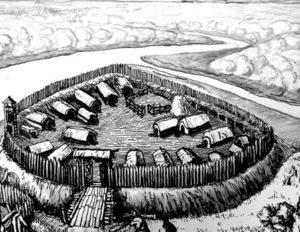 Слов'янське поселення