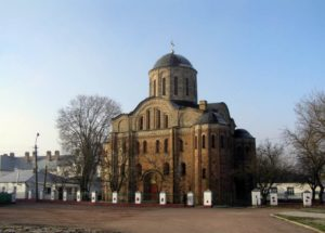 Давньоруський собор святого Василія в Овручі