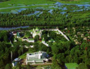 Монастир у Новгород-Сіверському