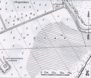 Поселення в селі Коренівка