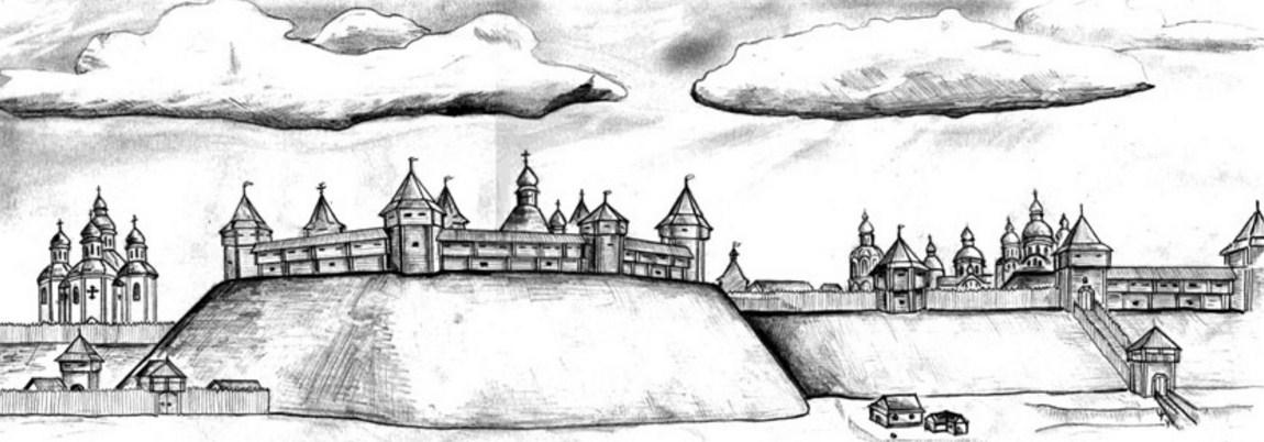 Давньоруські укріплення у Чернігові