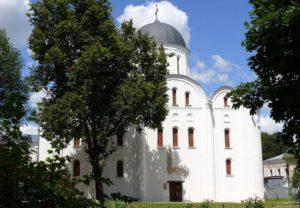 Давньоруський Борисоглібський собор