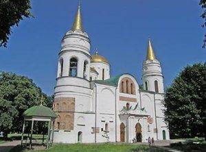Давньоруський Спасо-Преображенський собор