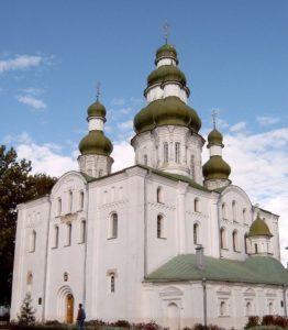 Давньоруський Успенський собор Єлецького монастиря