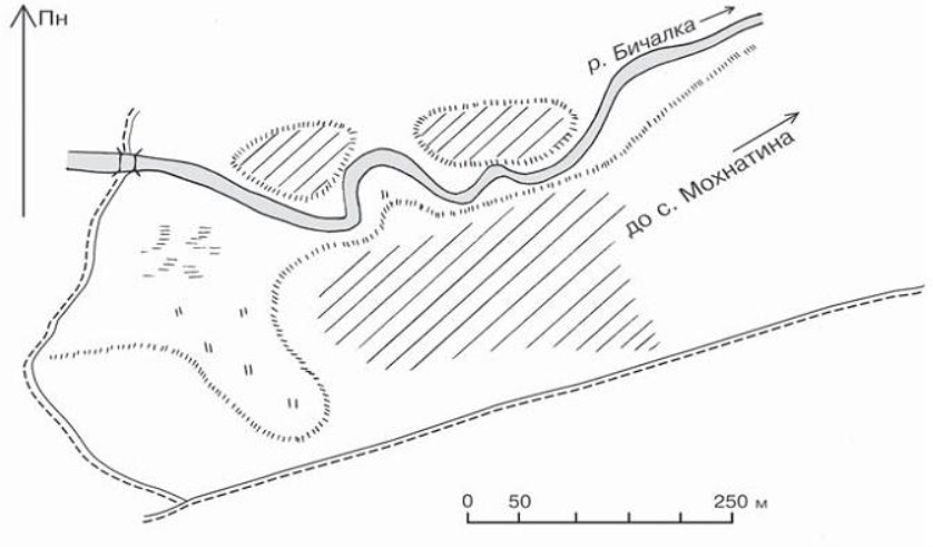 Поселення Мохнатин 1
