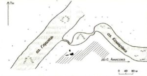 Поселення в Анисові в урочищі Селище