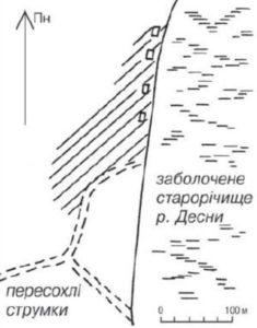 Поселення в урочищі Заплава в селі Шестовиця