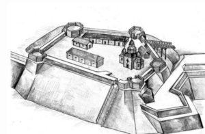 Реконструкція Чернігівського замку