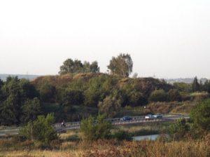 Щербинское городище возле Щербинки