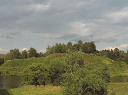 Староcъяновское городище
