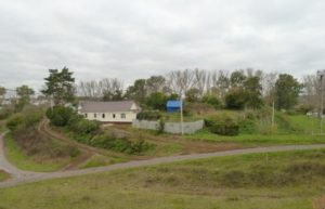 Детинец городища Кромы