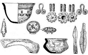 Вещи абашевской культуры
