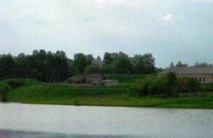 Городище Хотимль-Кузьменково